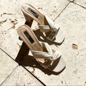 Billini Camarilo Block Heel